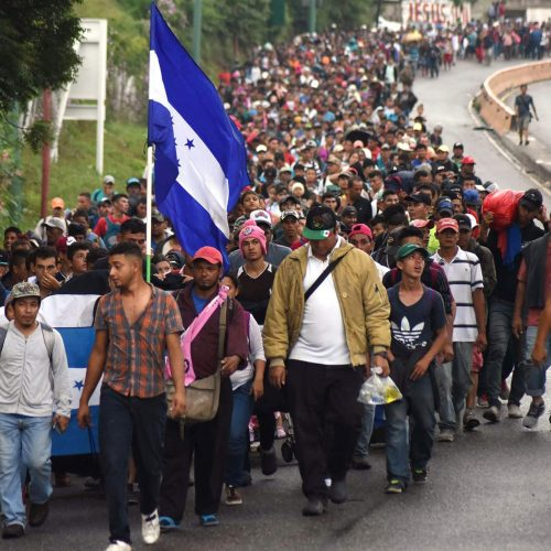 Donald Trump e i rifugiati