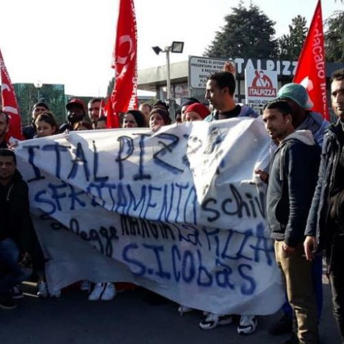 Modena – I lavoratori Italpizza non solo soli!