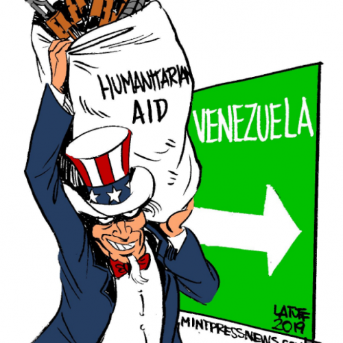 No al golpe made in Usa!  Giù le mani dal Venezuela!