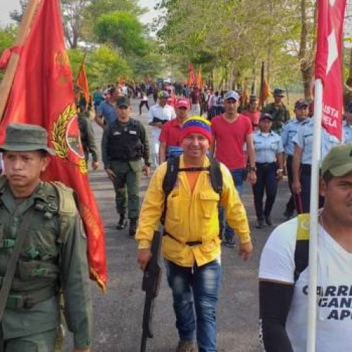 Venezuela, 23 febbraio – Il giorno in cui non sono passati