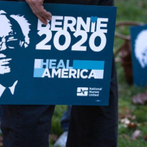 """Bernie Sanders 2020 – """"Per una rivoluzione contro la classe miliardaria"""""""