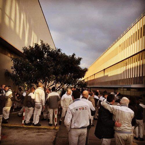 Pomigliano torna a scioperare!