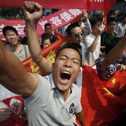 Cina – La tempesta che si avvicina