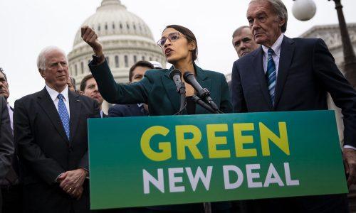 """L'illusione riformista del """"Green New Deal"""""""
