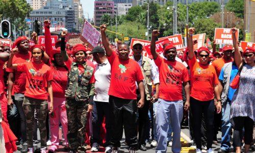 Elezioni 2019 in Sudafrica – Rabbia generalizzata e grande avanzamento degli EFF