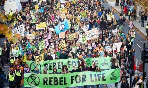 Il cambiamento climatico è politico – e deve esserlo anche Extinction rebellion