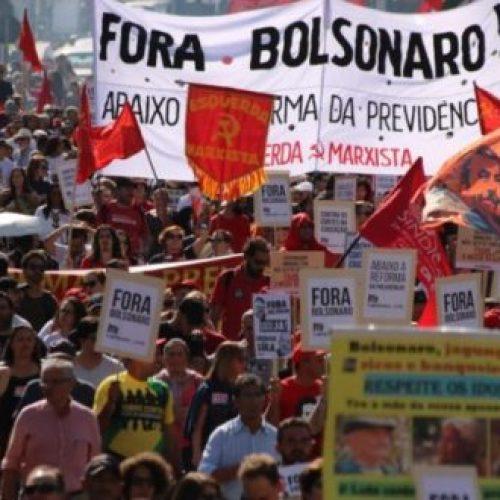Brasile – Lo sciopero generale dimostra la combattività della base, nonostante il ruolo dei vertici
