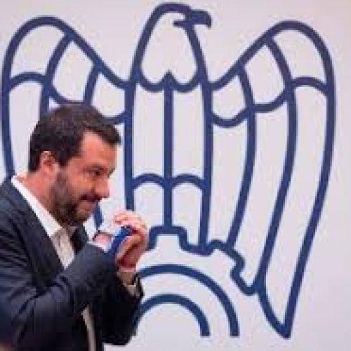 Salvini e padroni, abbraccio sempre più stretto