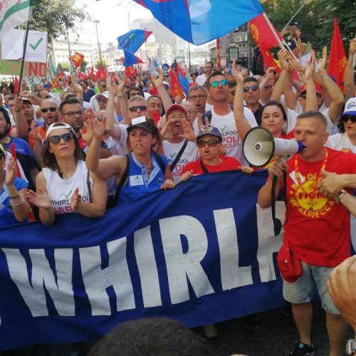 Whirlpool: no alla vendita-truffa!