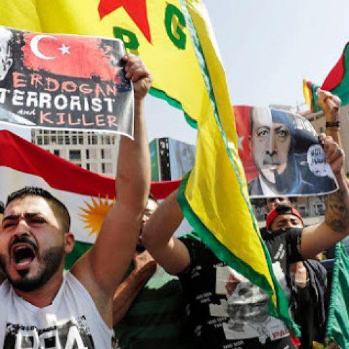 Contro l'aggressione di Erdogan!  Autodeterminazione e socialismo  unica soluzione per il Kurdistan!