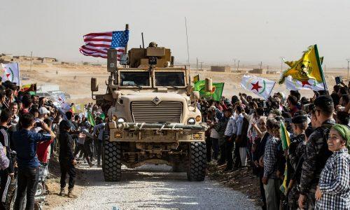 """Giù le mani dal Rojava!  Nessuna fiducia nelle """"democrazie"""" occidentali!"""