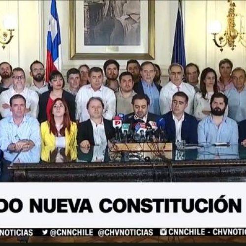 Cile – L'accordo tra governo e opposizione è una trappola costituzionale