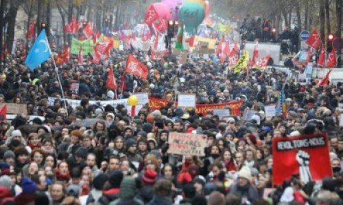 Francia – Lo sciopero del 5 dicembre: bilancio e prospettive