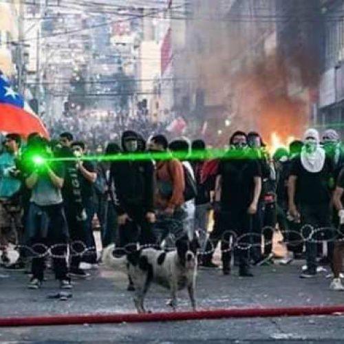 Cile, protestare è un reato. E la sinistra vota a favore