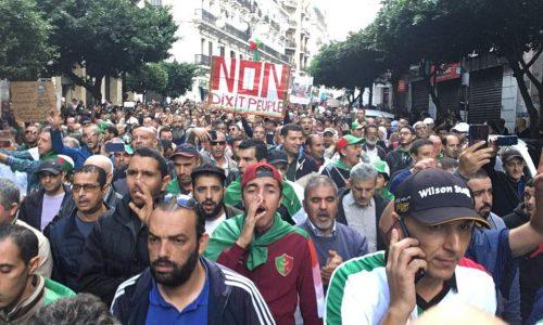 Algeria: L' «Hirak» rifiuta la farsa elettorale