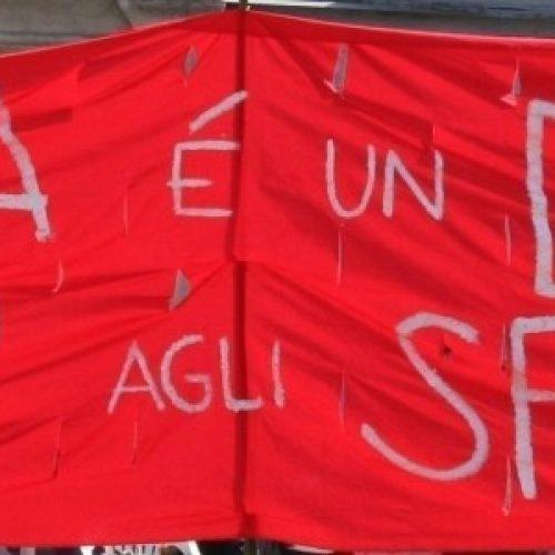 Pavia: diecisotto processo per essersi opposti a uno sfratto