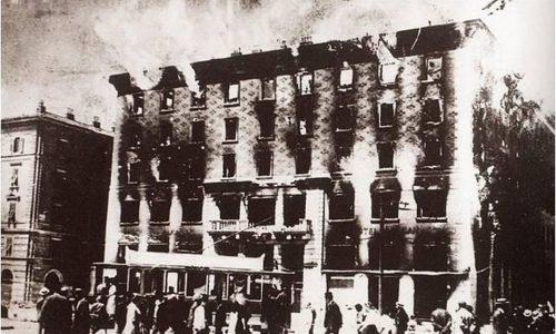 Trieste – Contro il revisionismo storico, a difesa della resistenza partigiana!