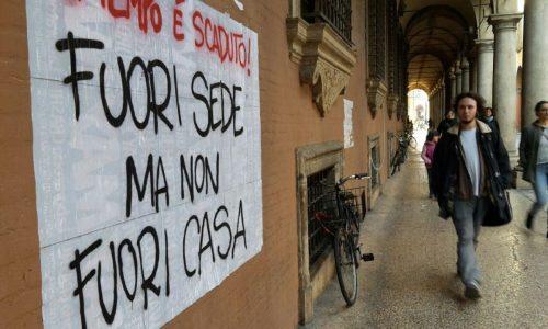 """Università di Bologna – """"Restate a casa""""… sì ma solo quella che decide Er.Go!"""