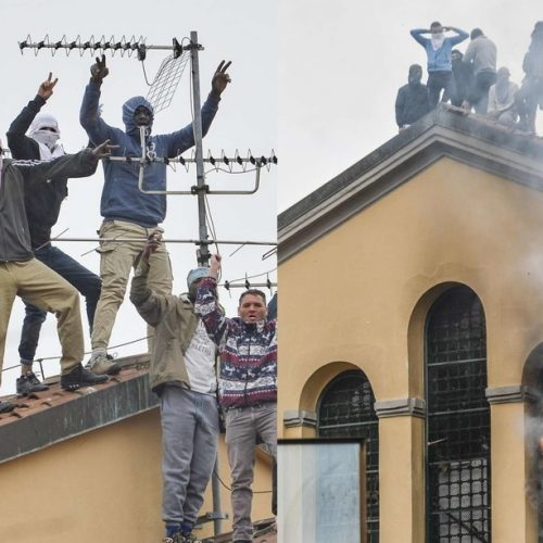 Covid-19 – Strage al carcere di Modena e ipocrisia dell'unità nazionale