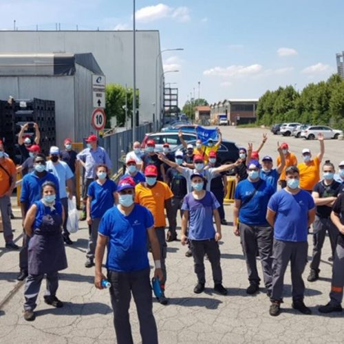 Comer di Cavriago (Re): 60 ore di sciopero contro i licenziamenti mascherati