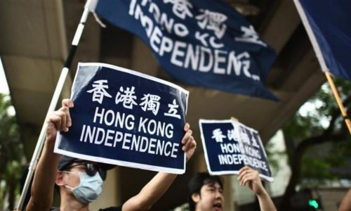 La morte del movimento di massa a Hong Kong