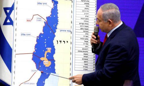 Cisgiordania  – No alle annessioni israeliane!