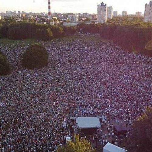 Dichiarazione sulla situazione in Bielorussia – Perché le masse non credono più al regime di Lukashenko?