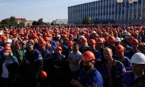 In Bielorussia, la destra sta portando il movimento in un vicolo cieco: c'è un'altra strada?