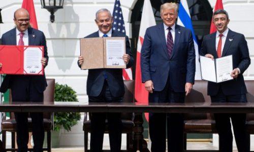 """L'accordo Israele-Emirati:  tutto tranne che """"pace"""""""