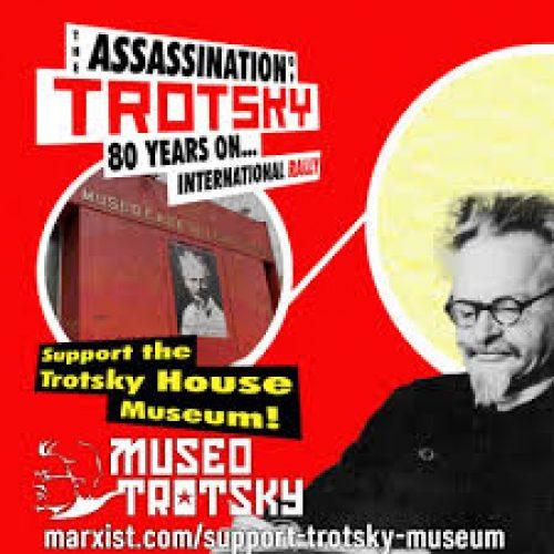 Sostieni Il Museo casa di Leon Trotskij!