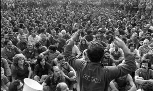 """Fiat 1980: le lezioni dei """"35 giorni"""""""