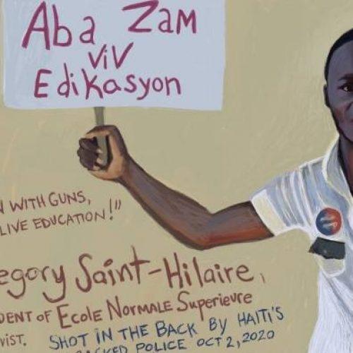 Solidarietà internazionale con la rivoluzione ad Haiti! Basta all'ingiustizia del regime di Moïse!
