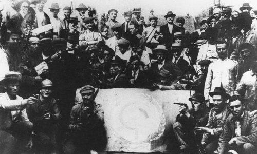 1920: Il Biennio rosso e l'occupazione delle fabbriche