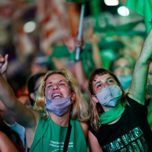 Argentina, le donne in lotta scrivono la storia