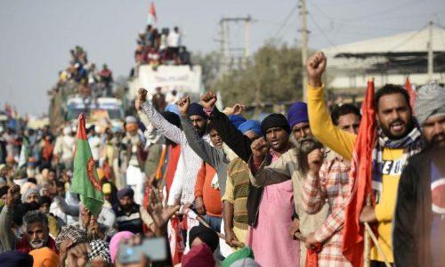 India – Lo sciopero dei contadini deve far cadere il governo!