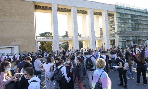 Roma – La Sapienza ai tempi del Covid