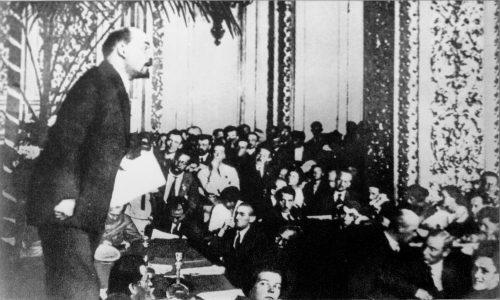 Lenin – Discorso sulla questione italiana al Terzo congresso dell'Internazionale comunista