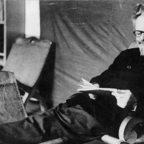 Libertà di stampa e classe operaia, di L.Trotskij