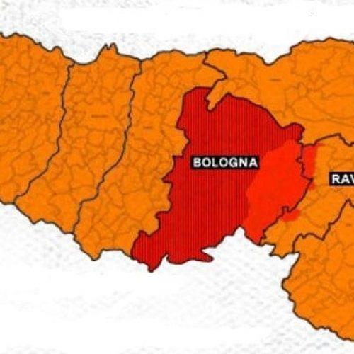 Bologna, zona arancione rafforzata – Il trionfo del profitto sulla salute