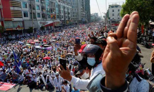 Myanmar: un movimento di proporzioni rivoluzionarie