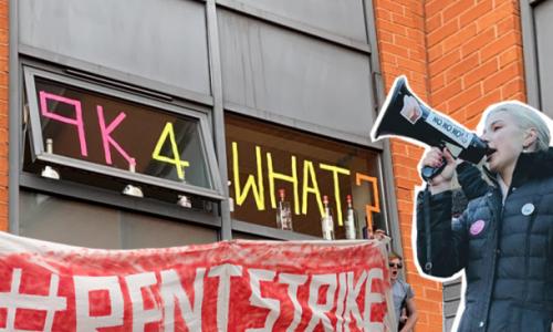 Gran Bretagna – Un'ondata di scioperi dell'affitto colpisce le università: lottiamo per l'istruzione gratuita!