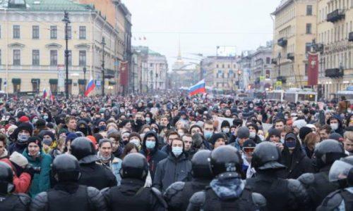 Russia: l'inverno dello scontento è iniziato