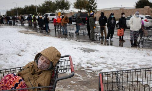 Texas – Un disastro climatico prodotto dal capitalismo