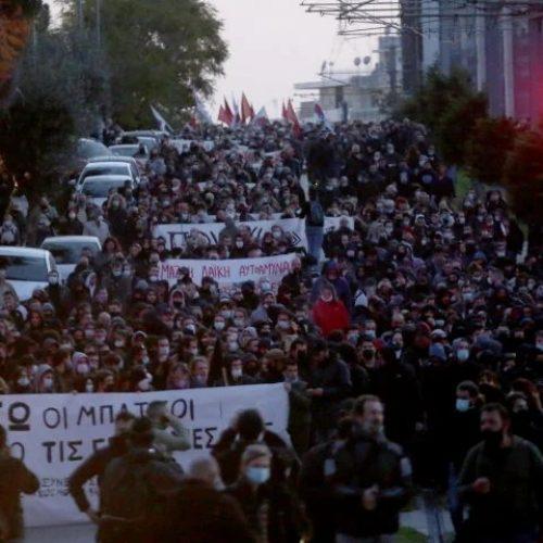 Grecia – Ondata di lotte contro la repressione del governo e delle forze di polizia