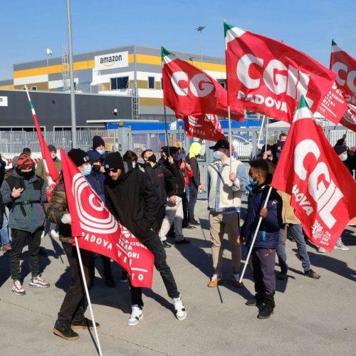 Sosteniamo il primo sciopero in Italia dei lavoratori Amazon