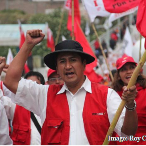 Elezioni in Perù – La vittoria sorprendente di un sindacalista combattivo e la crisi di regime