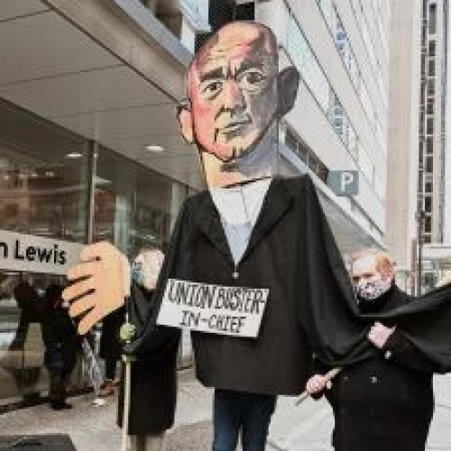 Lezioni da Bessemer: solo un sindacalismo di classe può sconfiggere Amazon!