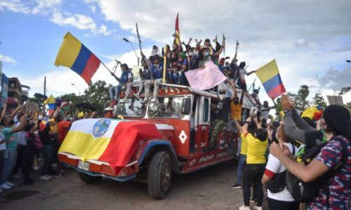 Colombia: il movimento di massa sconfigge la riforma fiscale – Ora è il momento di cacciare Duque!