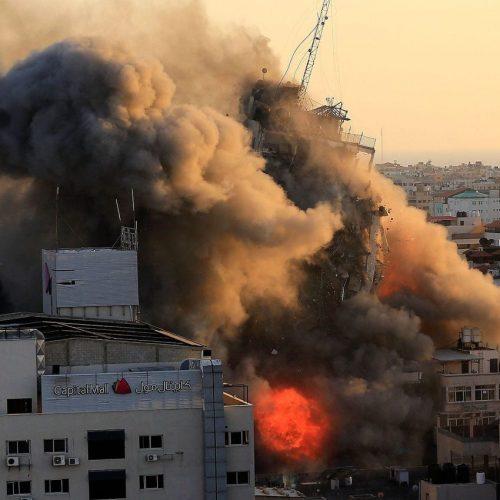 Stop ai bombardamenti su Gaza! Porre fine all'occupazione! Per una mobilitazione internazionale a sostegno della lotta palestinese!