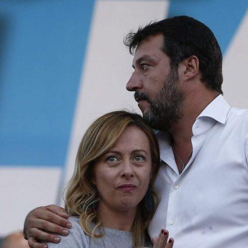 Chi comanda a destra? Lo scontro Meloni-Salvini